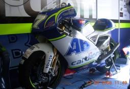 Moto GP - Estoril, Portugalsko 13.4.08