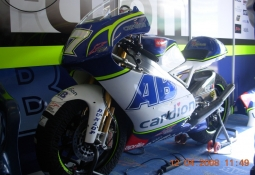 Moto GP - Estoril, Portugalsko 13.4.08