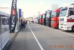 Moto GP - Jerez, Španělsko 30.3.08